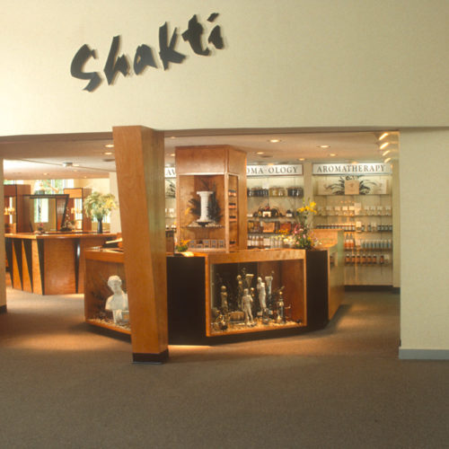 Photo of the entrance of Shakti Salons