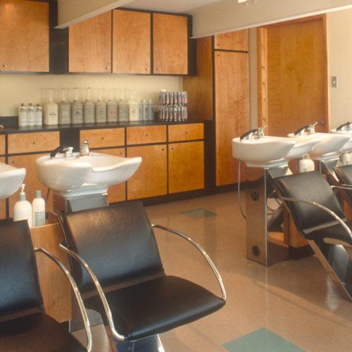 Photo inside Shakti Salons